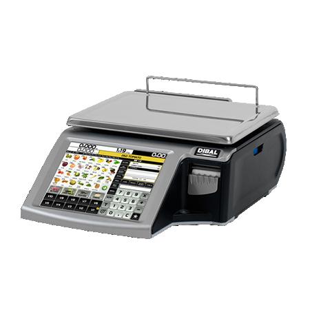 Waga multimedialna DIBAL D-955