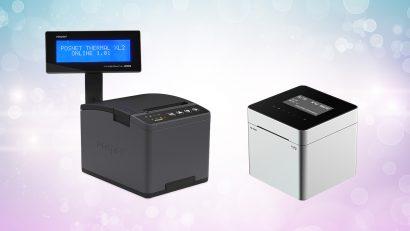 Drukarki fiskalne Posnet Thermal XL2 Online i Elzab Cube Online